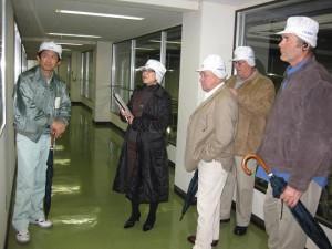 大分県 三和酒類株式会社 訪問