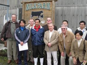 熊本県 大塚牧場 訪問
