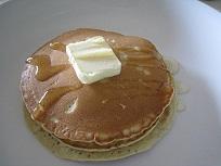 ホワイトソルガムきびのパンケーキ